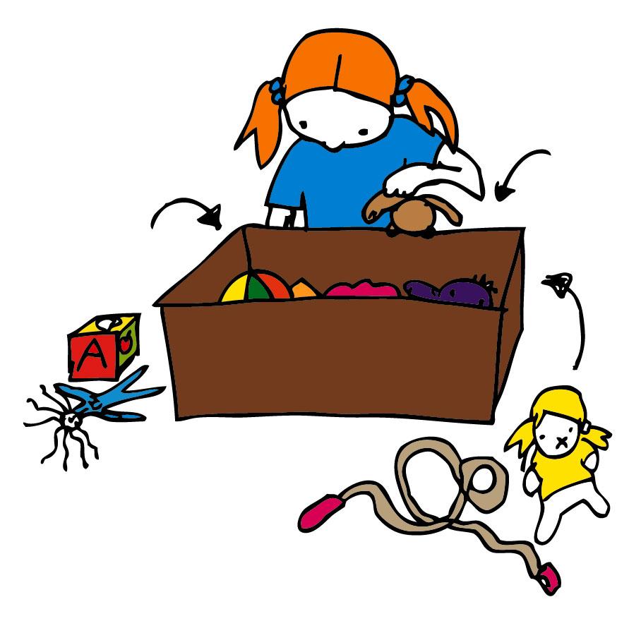 Gemma reuten overzicht illustraties for Zolder laten opruimen